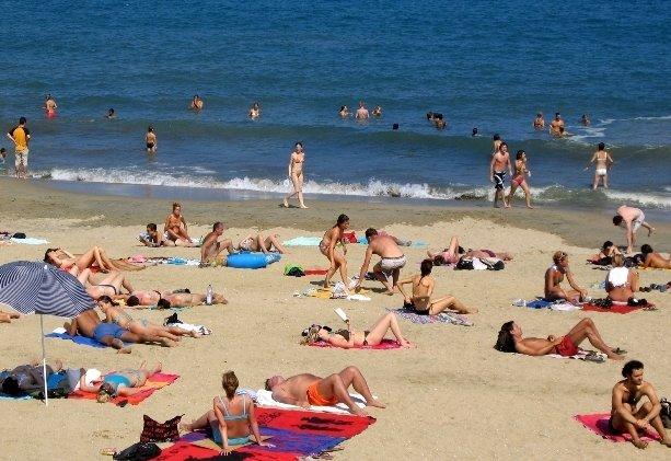 Бизнес идея торговля на пляже