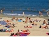 Торговля на пляже